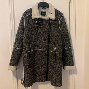 Revamped Knit Sweater-Jacket